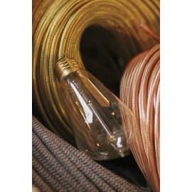 light lightbulb carbon filament electricity e27 1910 30w