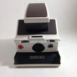 polaroid ancien vintage sx-70 reflex ivoire instantané 1970 1980