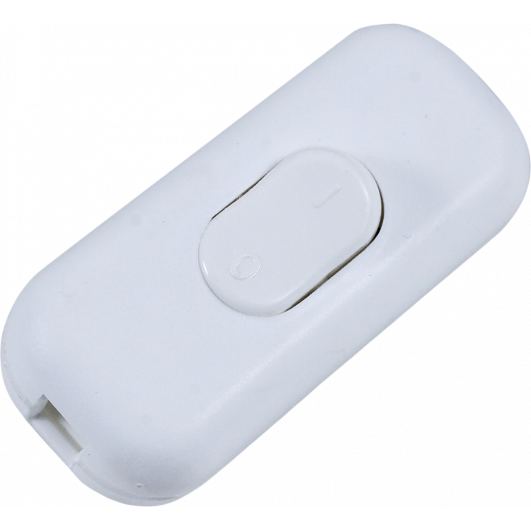 interrupteur plastique volant blanc cable electrique electricité zeppelin