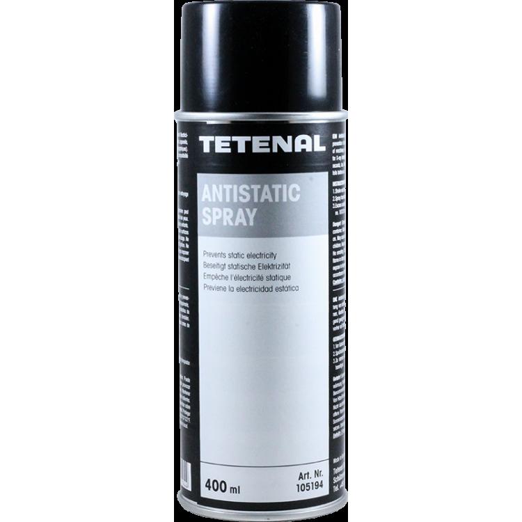 tetenal poussière anti statique électricité spray 400ml nettoyage