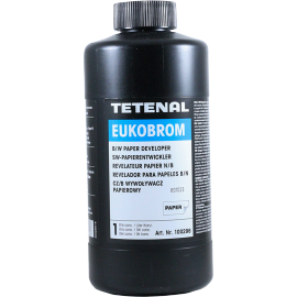 tetenal eukobrom liquid black and white developper film 1l
