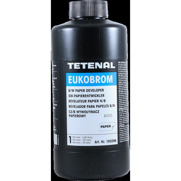tetenal eukobrom développeur noir et blanc liquide chimie développement argentique