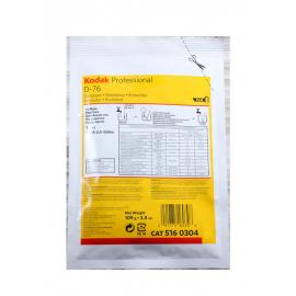 kodak d76 developper black and white film analog powder process processing 1l