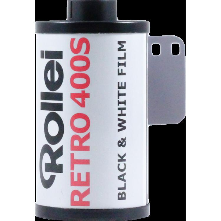 rollei retro 400s analog film black and white 35mm