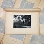 monument xavier privas salendre gravure héliogravure ancien blanc et demilly noir et blanc lyon papier 1930 bouquiniste