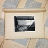 Pont palais justice gravure héliogravure ancien blanc et demilly noir et blanc lyon papier 1930 bouquiniste