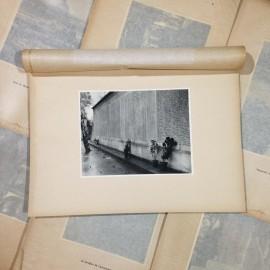 memories photo rotogravure lyon black and white photography city paper bookstall 1930