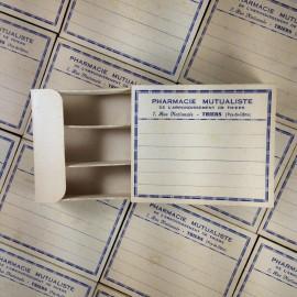 boite coffret petite pharmacie 1940 thiers puy de dôme