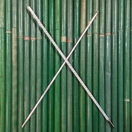 grand thermomètre fin industriel ancien usine atelier boucle vintage 1920 1923 verre suspendre 400 degrés 400°c