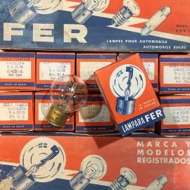 ampoule automobile 6v 15 15 voiture petite petit FER 1960 1965 21d
