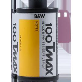 kodak t-max 100 t-grain antique vintage analog 35mm black and white film