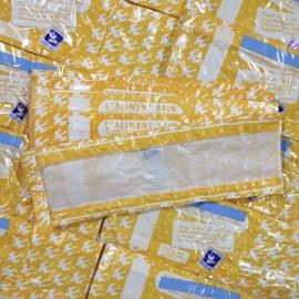 sachet épicerie ancien la vie claire paper vintage 1960