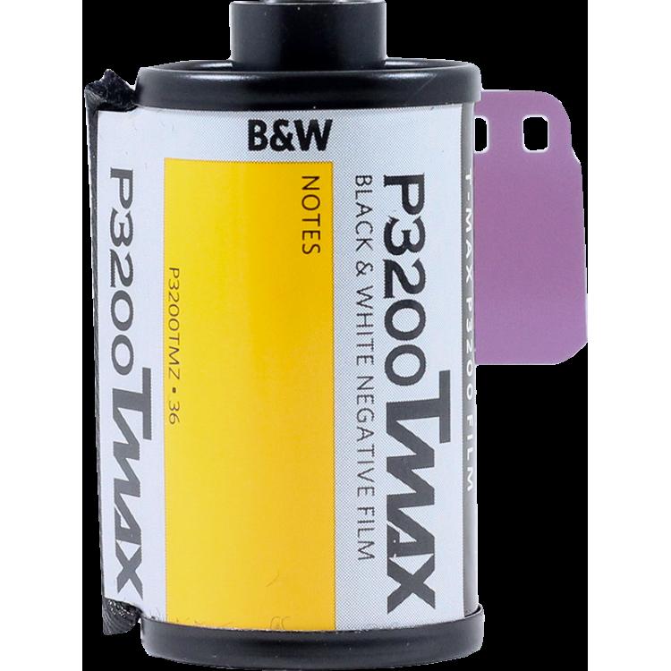 tmax 3200 argentique 135 35mm noir et blanc bw t-grain tabulaire 36 poses