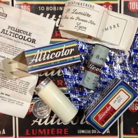 alticolor autochrome lumière du jour 6x6 106 ancien vintage frères lumières photo photographie 1956