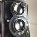 appareil argentique rolleiflex old standard 622 bi objectif carl zeiss tessar 75mm 3.5 1932