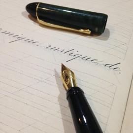 stylo plume ancien vintage reynolds écriture papeterie 1990
