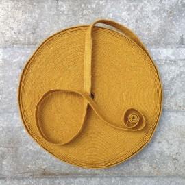 ruban militaire ancien vintage doré mercerie tissu 1930