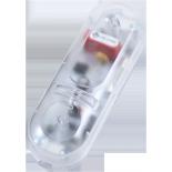 variateur électricité transparent LED quincaillerie interrupteur