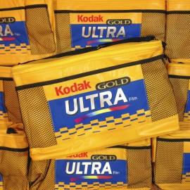 kodak gold ultra antique vintage bag cooler photography store 1990
