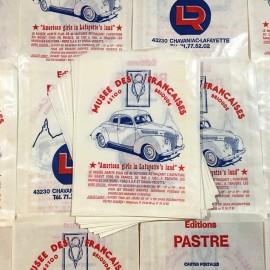 american girls lafayette land ford car 1960 paper bag collection vintage antique