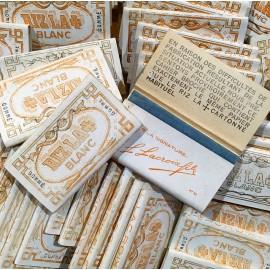 papier feuille a rouler cigarette riz lacroix la plus la + blanc 1930 19400 tabac