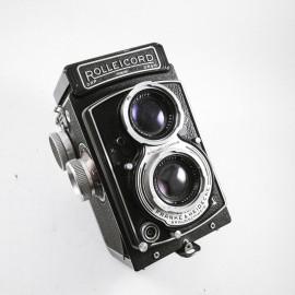 rolleicord II display fake analog camera 6x6 tlr drp drgm 1936