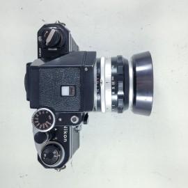 nikon f reflex photomic 50mm nikkor kogaku 1.4 135 35mm argentique