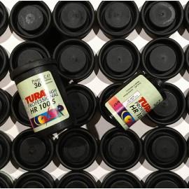 pellicule périmée argentique 35mm tura hd 100 iso couleur négatif