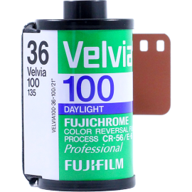 velvia 100 35mm slide film color 135 analog diapo color film fuji fujifilm