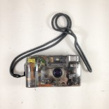 ricoh 35mm 3.5 ff-9sd translucent compact point and shoot auto