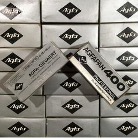 pellicule périmée ancienne film argentique noir et blanc agfa agfapan 400 iso