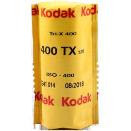 kodak tri x 400 film 120 noir et blanc bobine rouleau moyen format grain unique
