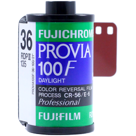 provia 100f 35mm fuji fujifilm 36 poses fujichrome diapo couleur diapositives 100