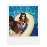 pellicule polaroid originals film impossible project 600 couleurs bord blanc