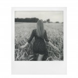 pellicule polaroid originals film impossible project 600 noir et blanc bord blanc