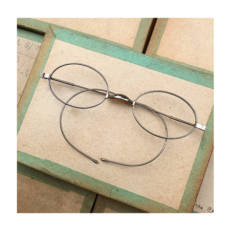 e19664ea0b7 glasses spectacles vintage antique 19th century antique antiques metal 1880  1870 edgar small shell