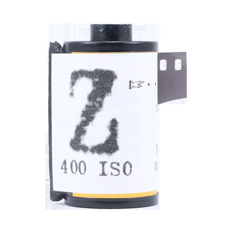 washi film Z quasi infrarouge noir et blanc