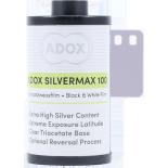 adox silvermax 100 35mm 135 noir et blanc saturé sel argent