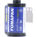 fomapan classic 100 35mm 135 black and white film