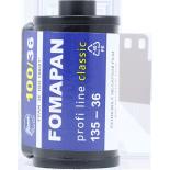 fomapan classic 100 35mm 135 pellicule argentique noir et blanc