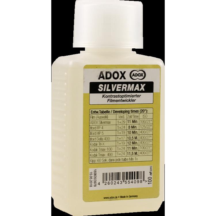 adox silvermax 100mL révélateur noir et blanc film argentique développement chimie