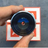 optique agrandisseur objectif lentille amar s 105mm 4.5 1980 vintage ancien