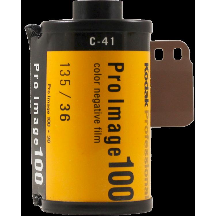 Kodak pro image couleur film 100 iso portrait 135 35mm