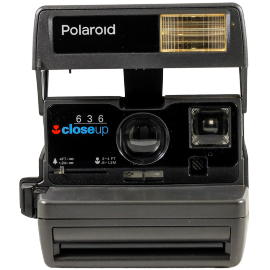 polaroid 600 636 cl close up instant film impossible flash polaroid originals