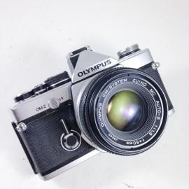 olympus om 2 om2 reflex argentique zuiko 50mm 1.8 35mm film