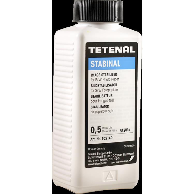 tetenal stabinal stabilisateur papier noir et blanc oxydation jaunissement 0,5L