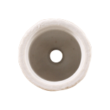 rosace ancienne céramique 45mm électricité lampe montage vintage