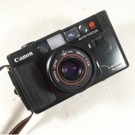 canon af35m 35m autofocus point and shoot compact argentique appareil film pellicule 1980 1980 38mm 2.8