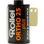 rollei ortho 25 plus argentique noir et blanc film 35mm pellicule orthochromatique