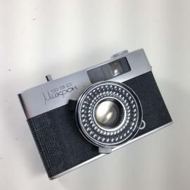 fed micron demi format  helios 89 30mm 1.9 compact argentique
